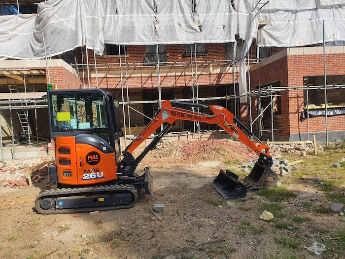 Expert Emergency Digger Hire Crowthorne, RG45
